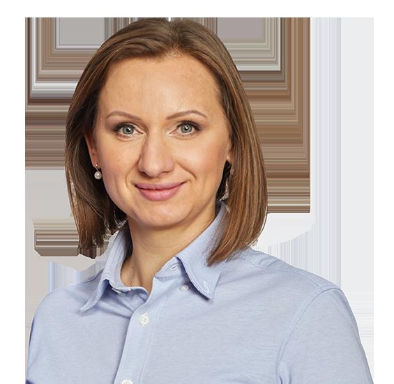 Konsultant Osteopatii i Terapii Czaszkowo – Krzyżowej Joanna Pałacka